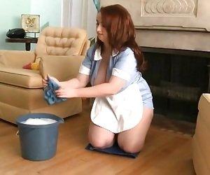 Big Booty Maid Porn