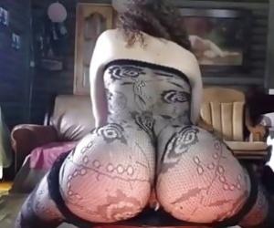 Big Latex Booty Porn