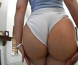 Bubble butt sex porn