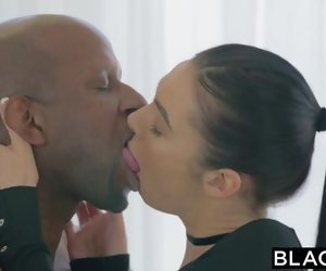 Big Booty Interracial Porn