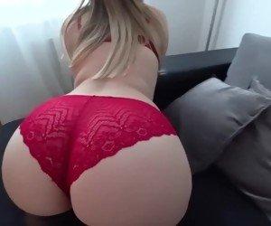 Big Booty In Panties Porn